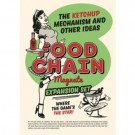 Galda spēle Food Chain Magnate: The Ketchup Mechanism and Other Ideas - EN FCMKM