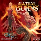 Galda spēle Chronicles of Frost: All That Burns - EN NSK022