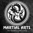Galda spēle Martial Arts: The Card Game - EN GNE006