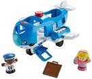 Fisher Price - Little People - Airplane /Toys