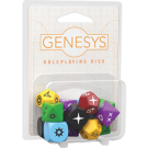 FFG - Genesys RPG Roleplaying Dice Pack - EN FFGGNS02