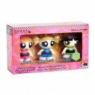 Titan Merchandise - Cartoon Network TITANS Three Pack: Powerpuff Girls GID Vinyl Figures 8cm CNV-3PPG-001