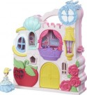 (D) Disney Princess Play N carry Castle (DAMAGED PACKAGING) /Toys