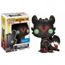Funko POP! Movies - How To Train Your Dragon 2 Racing Stripes Toothless Vinyl Figure 10cm Limited FK5043
