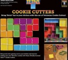 Tetris - Cookie Cutters
