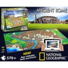 4D Cityscape - National Geographic: Ancient Rome Puzzle 61004