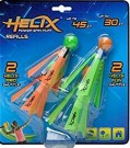 Helix - Power, Spin, Play - Shuttlecock 4-Pack /Toys