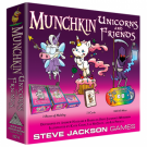 Galda spēle Munchkin Unicorns and Friends - EN SJG1574