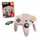 TTX N64 Classic Controller Gold - pults