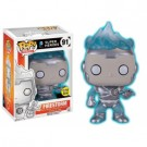Funko POP! DC Universe - White Lantern Firestorm Glow-In-The-Dark Vinyl Figure 10cm limited FK10509