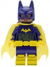 Lego Mini Fig Clock Lego Batman Movie BatGirl (New, Damaged Packaging)