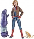 "Captain Marvel - Leather Jacket 6"" figurine /Toys"