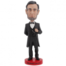 Royal Bobbles - Abraham Lincoln V2 Bobblehead RB1204