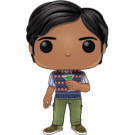 Funko POP! Big Bang Theory S2 - Raj Vinyl Figure 10cm FK38584