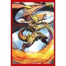 Bushiroad Sleeve Collection Mini - Vol.277 Cardfight!! Vanguard G Dragonic Blademaster Kouen (70 Sleeves)