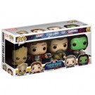 Funko POP! Marvel Guardians of the Galaxy vol. 2 - 4-Pack 2 Vinyl Figure 10cm FK14142
