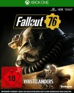 Fallout 76 Wastelanders Xbox One video spēle