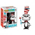 Funko POP! Books Dr. Seuss - Cat In The Hat with Umbrella Vinyl Figure 10cm limited FK12455