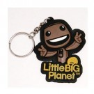Little Big Planet 2D Vinyl Happy Sackboy Keychain