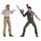 Evil Dead 2 - Hero Ash vs. Evil Ed Action Figure 30th Anniversary 2-Pack 18cm NECA41966