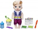 (D) Baby Alive - Sweet Spoonfuls Boy Blonde (Damaged Packaging) / Toys