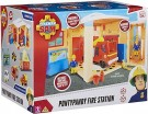 Fireman Sam - Pontypandy Firestation /Toys