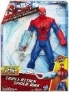 Spiderman Triple Attack - Toy