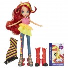 My Little Pony Sunset Shimmer Feature Doll  Toy - Rotaļlieta
