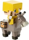 Minecraft - Deluxe Figure Steve on Donkey (FVH14) /Toys