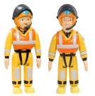 Fireman Sam – 2 figure Pack - Sea Sam & Sea Penny  Toy - Rotaļlieta