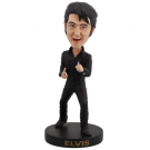 Royal Bobbles - Elvis Bobblehead - Leather RB1054