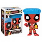 Funko POP! Marvel - Deadpool Shower Cap and Ducky - Vinyl Figure 10cm FK7491
