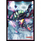 "Bushiroad Sleeve Collection Mini - Vol.315 Card Fight !! Vanguard G Zero Dragon Starke of Star Funeral"" (70 Sleeves)"" 732202"