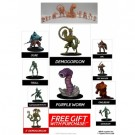 D&D Icons of the Realms: Classic Creatures Box Set WZK72980