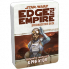 FFG - Star Wars RPG: Edge of the Empire - Operator Specialization Deck - EN FFGuSWE61