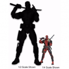 Marvel Comics - DEADPOOL 1/2th Scale Action Figure 91cm Limited Edition (1500 worldwide) NECA61612