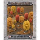 Battlefield In A Box - Small Autumn Wood (x1) - 15mm BB551