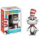Funko POP! Books Dr. Seuss - Cat In The Hat Flocked Vinyl Figure 10cm limited FK12509