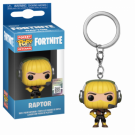 Funko POP! Keychain Fortnite - Raptor Vinyl Figure 4cm FK36966