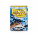 Dragon Shield Matte Sleeves - Sapphire (100 Sleeves) 11028