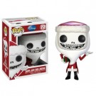 Disney POP! Nightmare Before Christmas SANTA JACK 10cm Vinyl FK3289