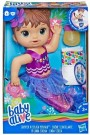Baby Alive - ShimmerN Splash Mermaid Brunette Hair /Toys