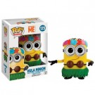 Funko POP! Despicable Me - Hula Minion Vinyl Figure 10cm FK4283