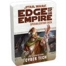 FFG - Star Wars RPG: Edge of the Empire - Cyber Tech Specialization Deck - EN FFGuSWE55