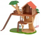(D) Sylvanian Families - Treehouse (DAMAGED PACKAGING) /Toys
