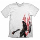 Darksiders - T-Shirt Death and Symbol - Size M GE1794M
