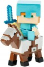 Minecraft - Deluxe Figure Alex on Armored Horse (FVH10) /Toys