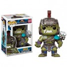 Funko POP! Marvel Thor Ragnarok The Movie - Hulk Gladiator Vinyl Figure Bobble-Head 10cm FK13773