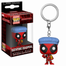 Funko POP! Keychain Deadpool Bathtime Vinyl Figure 4cm FK31734