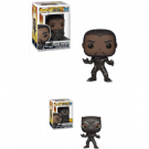 Funko POP! Marvel Black Panther - Black Panther Vinyl Figure 10cm Assortment (5+1 chase figure) FK23129case